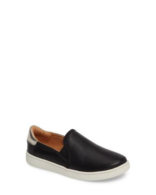 Ugg - Black Ugg Cas Slip-on Sneaker - Lyst