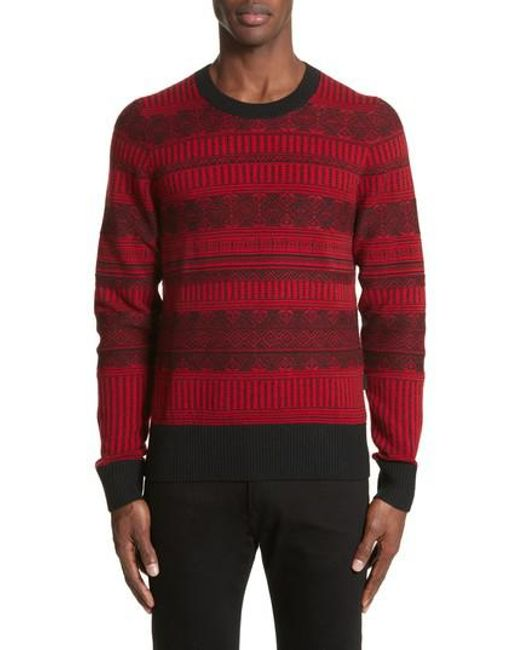 Cheap Sale Newest Burberry Tredway Wool & Cashmere Sweater Genuine Outlet Finishline Comfortable Sale Online LK0JP