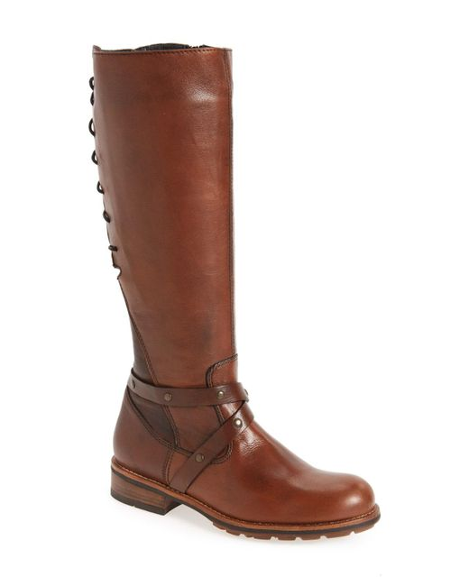 Wolky - Brown Belmore Tall Boot - Lyst