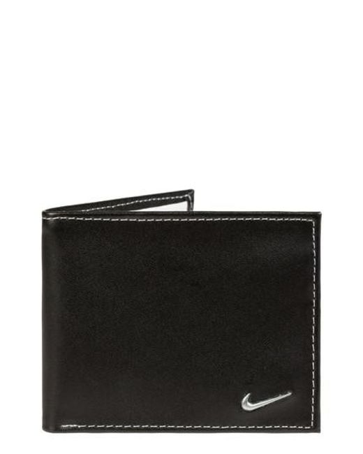 Nike | White Modern Leather Wallet for Men | Lyst