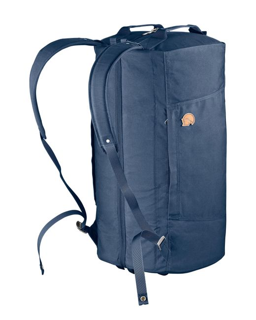 Fjallraven - Black Splitpack Large Backpack - for Men - Lyst