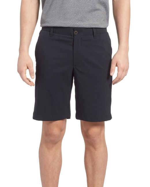 Under Armour - Black Takeover Regular Fit Golf Shorts for Men - Lyst