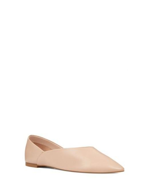 Nine West - Multicolor Monika Skimmer Flat - Lyst