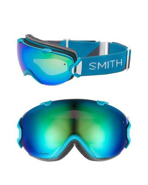 Smith - Multicolor I/os Chromapop Snow Goggles - Lyst