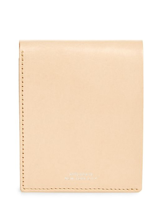 Saturdays NYC - Natural Bifold Leather Wallet - for Men - Lyst