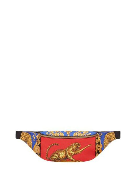 Versace - Multicolor Pillow Talk Print Belt Bag - - Lyst