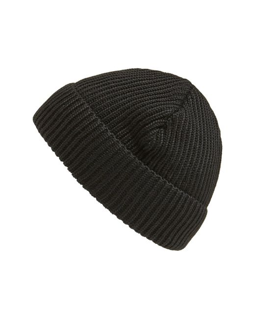 Patagonia - Black 'fisherman' Beanie for Men - Lyst