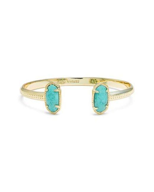 Kendra Scott | Blue Elton Station Cuff Bracelet | Lyst
