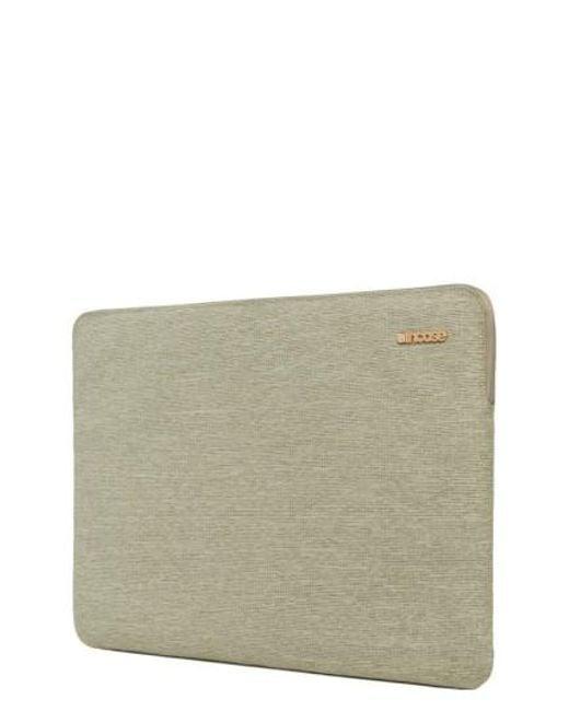 Incase - Natural Macbook Air Sleeve - Lyst