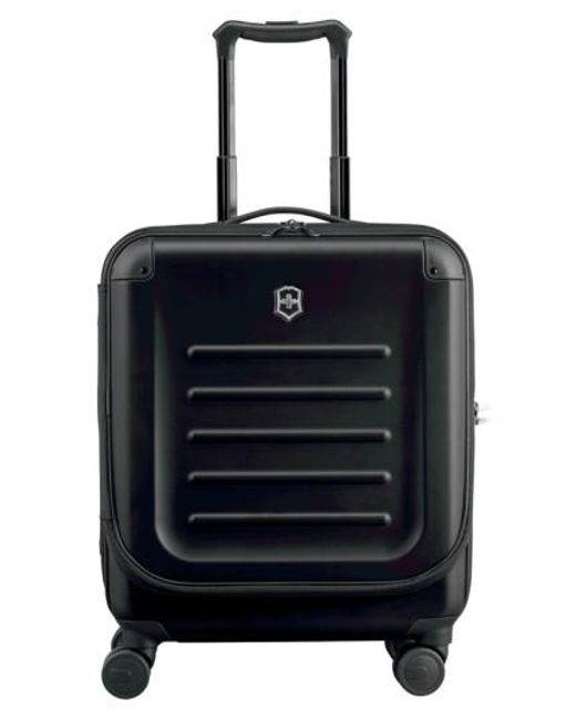 Victorinox | Black Victorinox Swiss Army Spectra 2.0 Hard Sided Rolling Carry-on for Men | Lyst