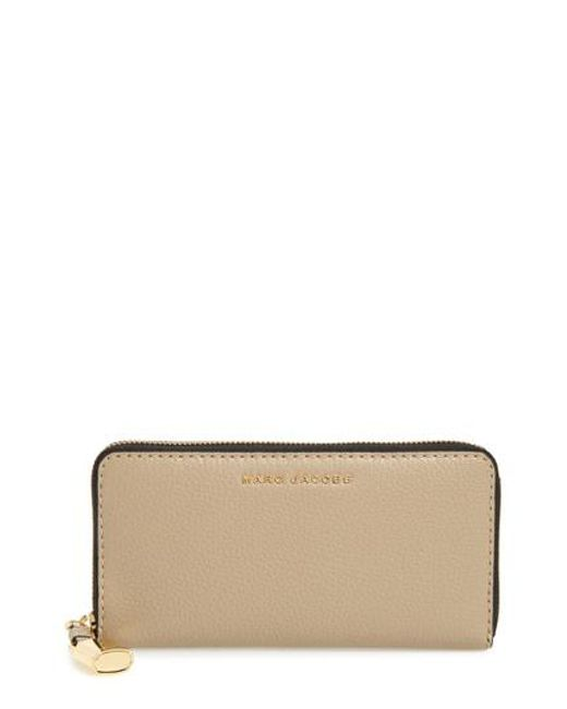 Marc Jacobs - Multicolor The Grind Standard Continental Wallet - Lyst