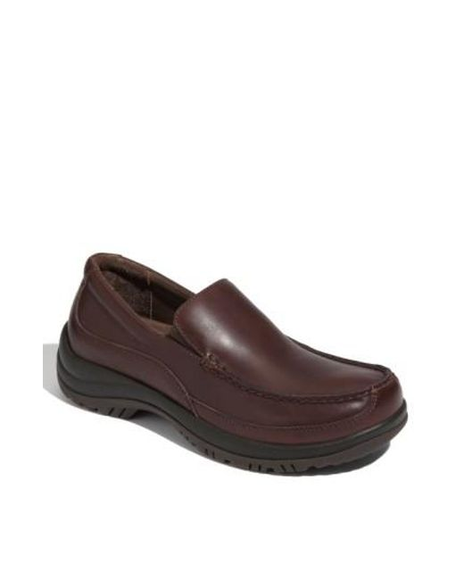 Dansko | Brown 'wayne' Slip-on for Men | Lyst