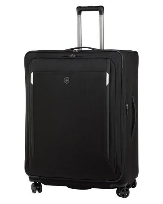 Victorinox | Black Victorinox Swiss Army 'wt 5.0' Dual Caster Wheeled Packing Case for Men | Lyst