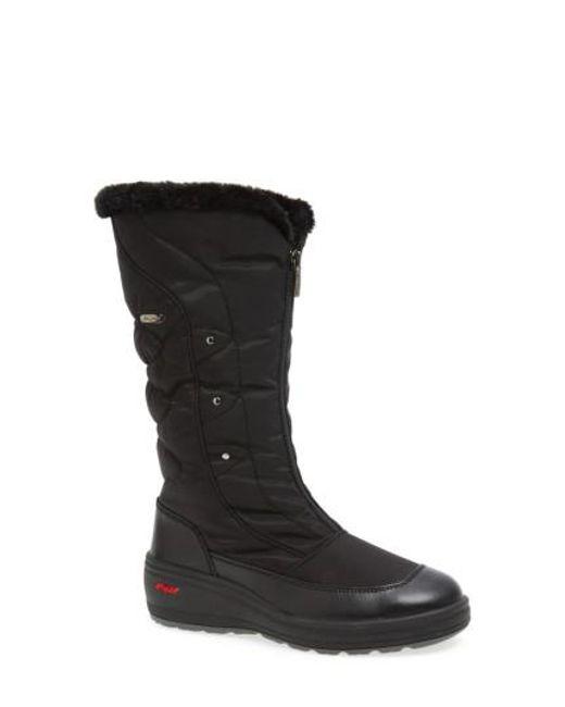 Pajar - Black Fusion Weatherproof Boot - Lyst