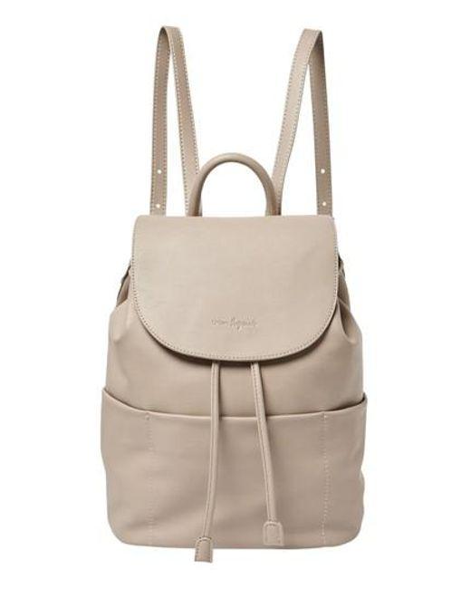 Lyst - Urban originals Splendour Vegan Leather Backpack in Gray