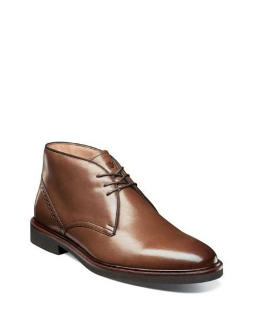 Florsheim | Brown Truman Chukka Boot for Men | Lyst