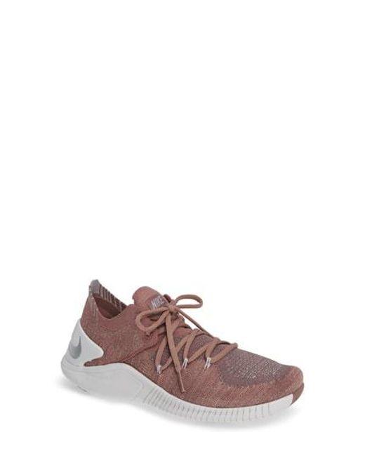 d234ea158e8533 Nike - Multicolor Free Tr Flyknit 3 Training Shoe - Lyst