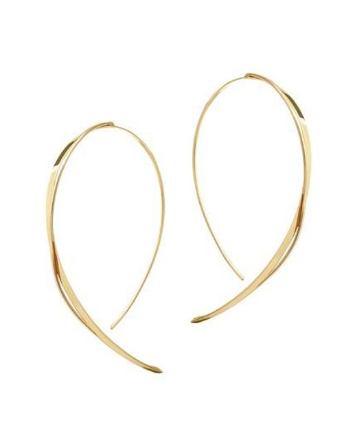 Lana Jewelry Hooked on Hoops with Diamonds vPgwK