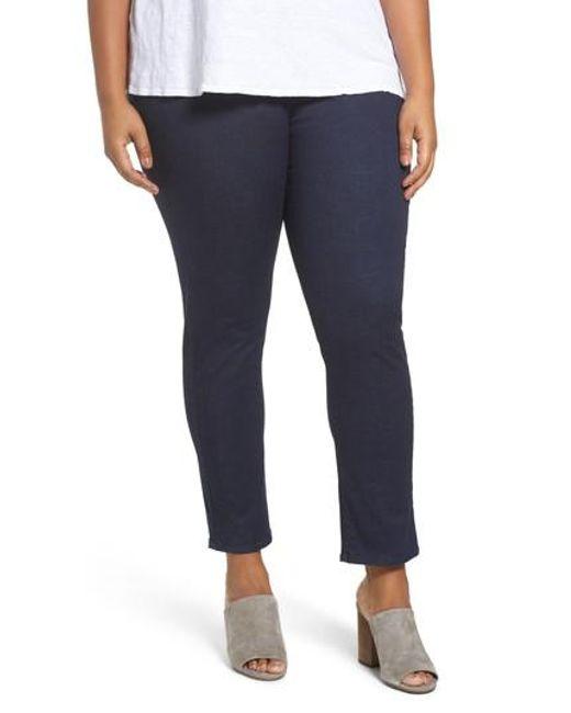 Foxcroft - Blue Nina Slimming Pants - Lyst