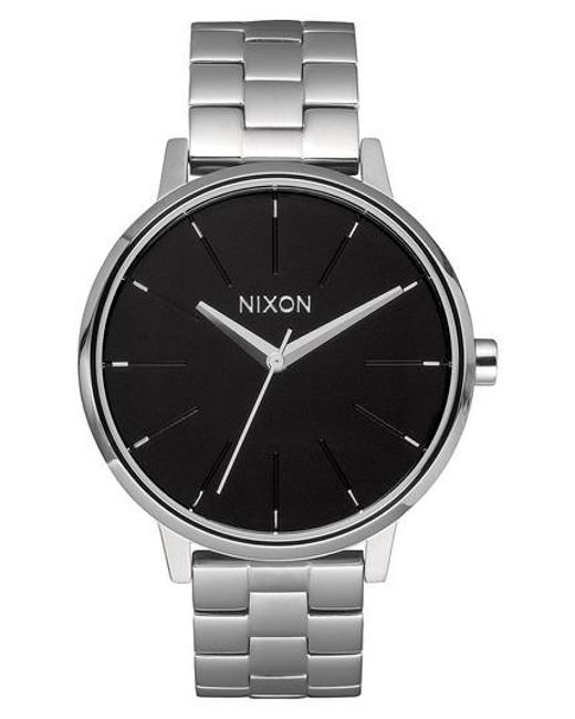 Nixon - Metallic 'the Kensington' Bracelet Watch - Lyst