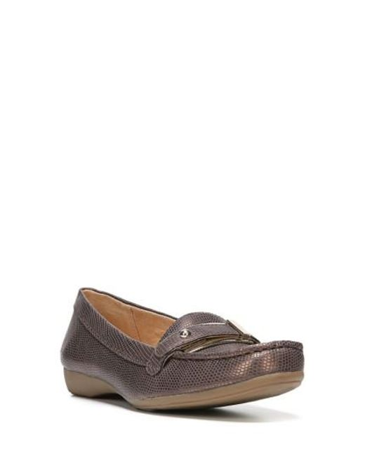 Naturalizer | Brown 'gisella' Loafer | Lyst