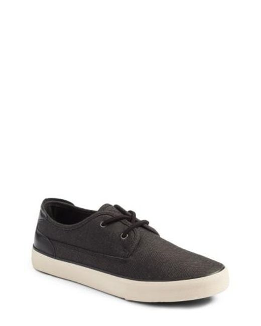 Andrew Marc | Black Morris Sneaker for Men | Lyst