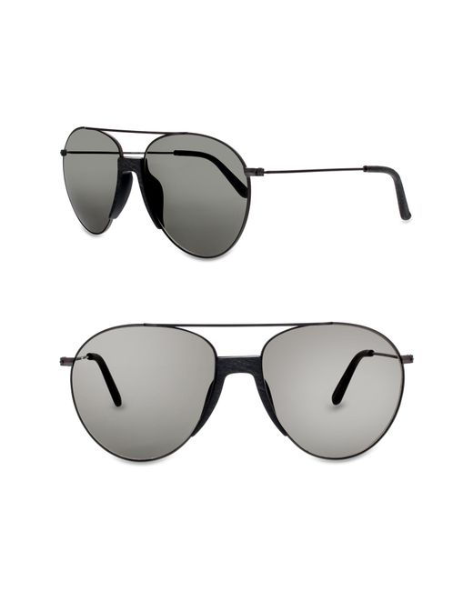 Smoke X Mirrors - Multicolor Fortunate Son 55mm Aviator Sunglasses - - Lyst