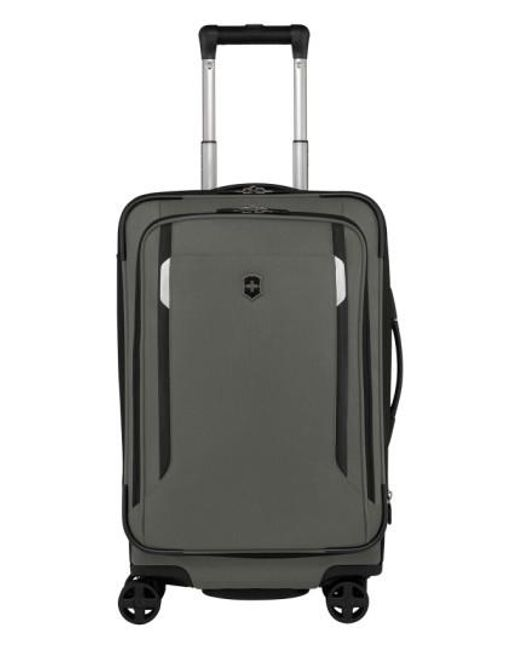 Victorinox | Green Victorinox Swiss Army 'wt 5.0' Dual Caster Wheeled Carry-on for Men | Lyst