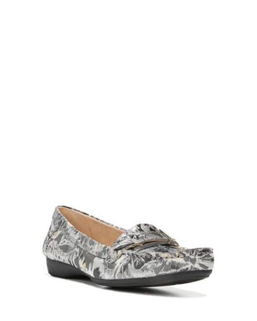 Naturalizer | Gray 'gisella' Loafer | Lyst