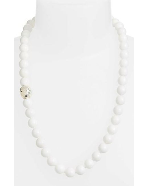 Simon Sebbag - White Mountain Jasper Necklace - Lyst
