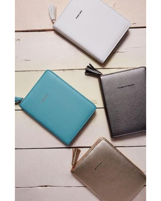 Anthropologie - Multicolor Idiom Leather Journal - Lyst