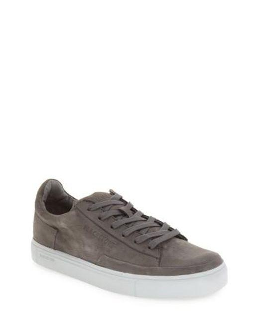 Blackstone - Gray 'KM01' Sneaker for Men - Lyst