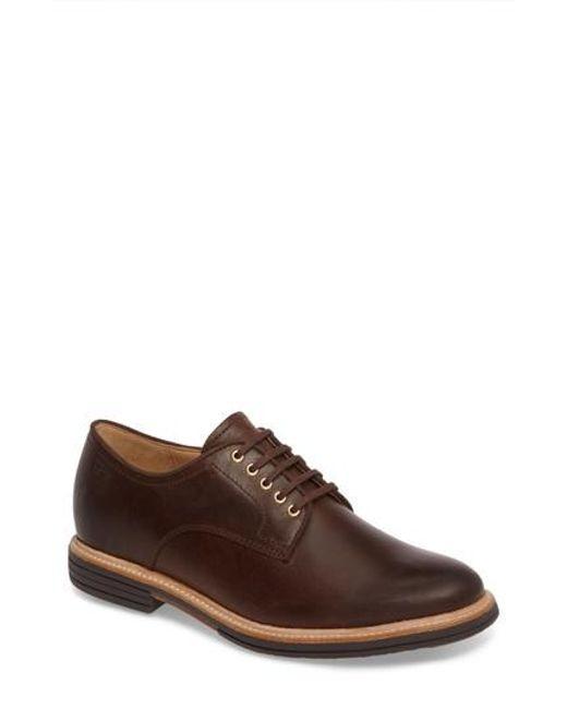 Ugg | Brown Ugg Jovin Buck Shoe for Men | Lyst