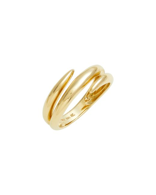 Bony Levy - Metallic Ofira 14k Gold Coil Wrap Ring (nordstrom Exclusive) - Lyst