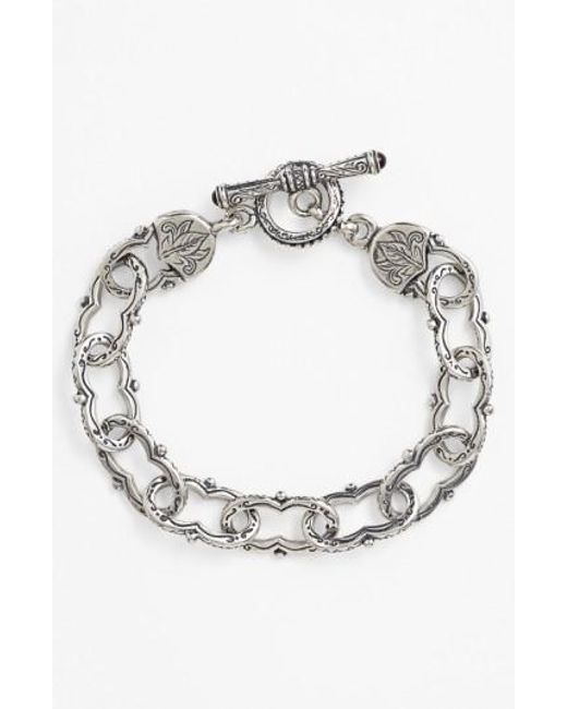 Konstantino | Metallic 'classics' Link Toggle Bracelet for Men | Lyst