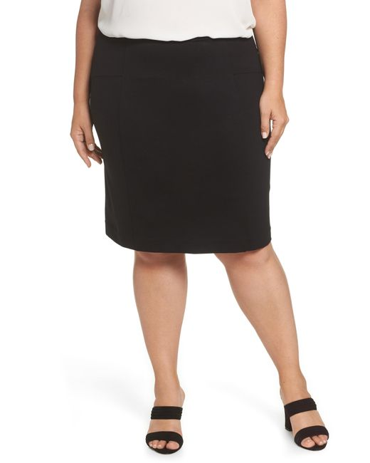 Lyssé - Black Perfect High Waist Skirt - Lyst