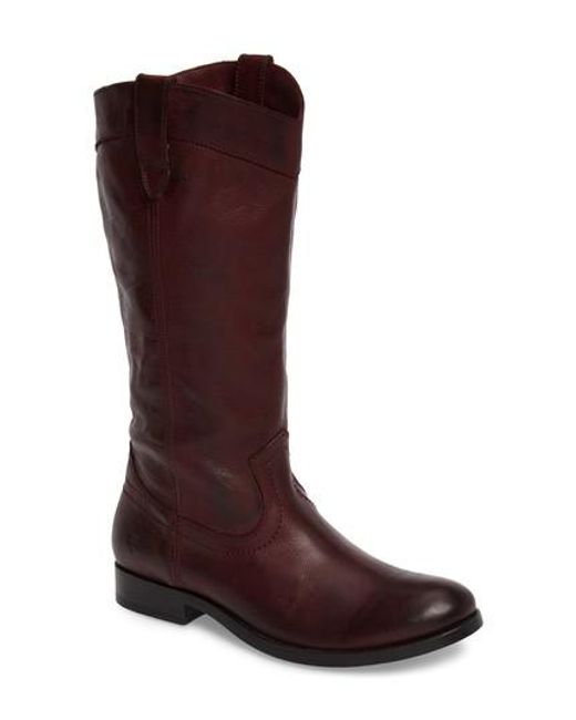 Frye | Multicolor Melissa Pull-on Boot | Lyst