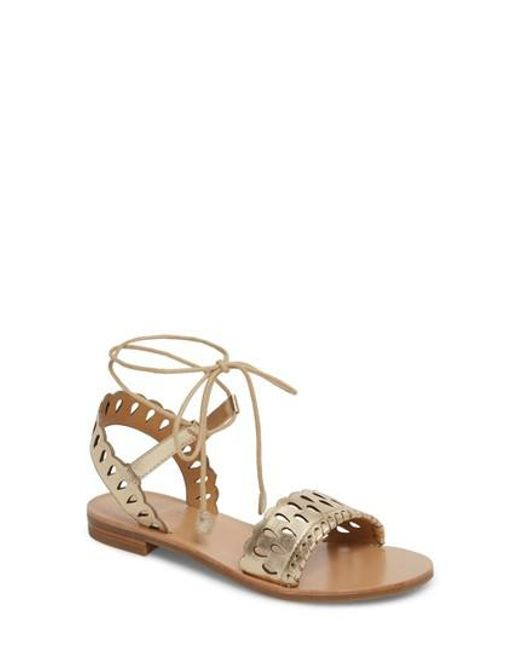 Jack Rogers - Multicolor Ruby Perforated Sandal - Lyst