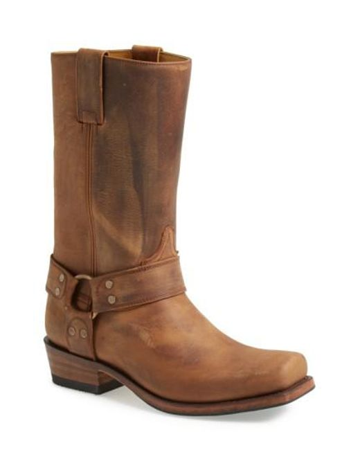 Sendra | Brown Boots Tall Harness Boot for Men | Lyst