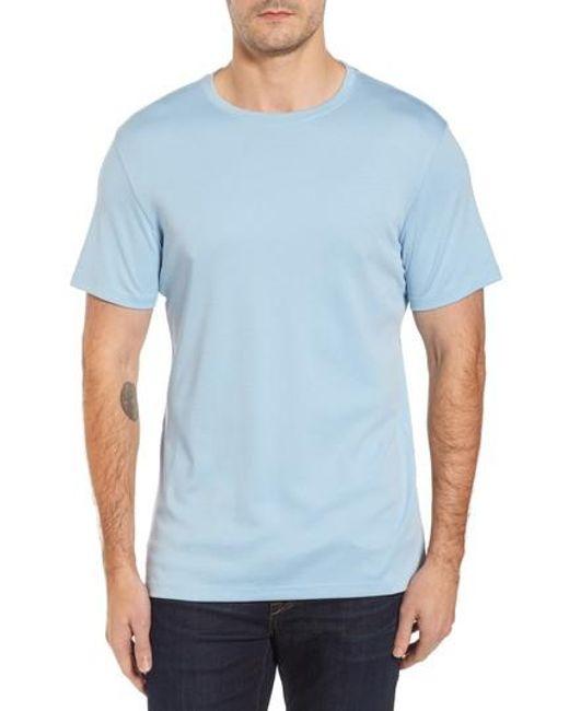 Robert Barakett | Blue Georgia Regular Fit V-neck T-shirt for Men | Lyst