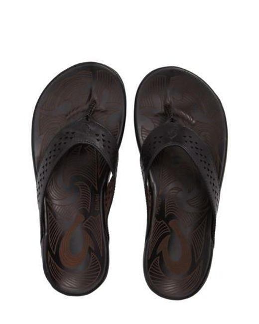 Olukai - Black Kohana Flip Flop for Men - Lyst