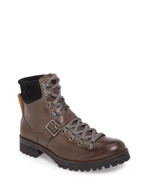 MICHAEL BASTIAN Men's Storm Lug Hiker Boot iaf0y