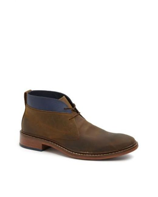 Cole Haan | Brown 'colton' Chukka Boot (men) for Men | Lyst