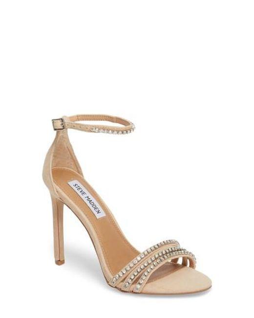 Steve Madden Women's Sterling Embellished Sandal iTkpVH