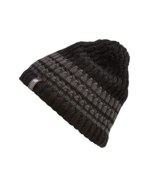 The North Face - Black 'the Blues' Beanie for Men - Lyst