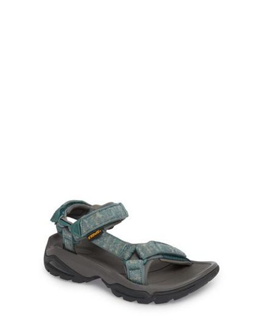 779117a7cbf0 Teva - Multicolor Terra Fi 4 Sport Sandal for Men - Lyst