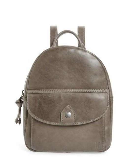 Frye - Multicolor Melissa Mini Leather Backpack - Lyst
