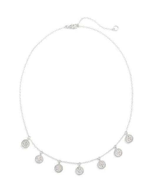 Anna Beck - Metallic 'gili' Charm Necklace - Lyst