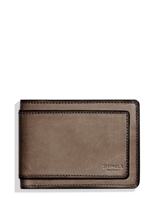 Shinola - Brown Outlaw Wallet - for Men - Lyst