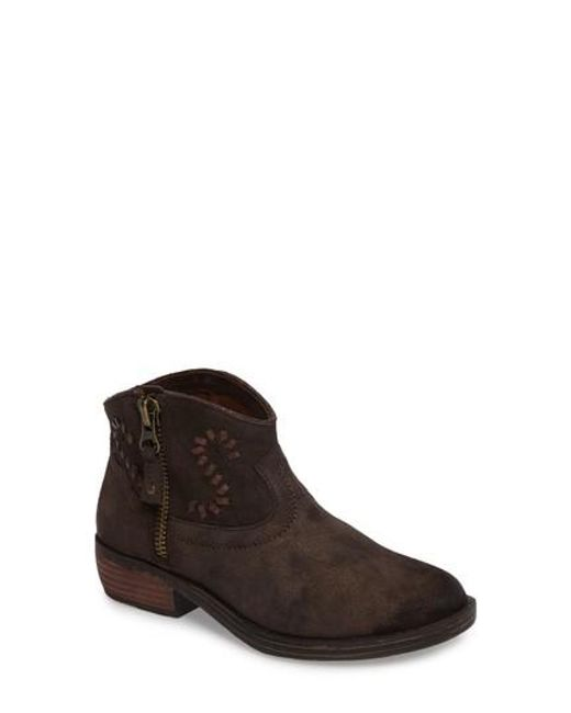 Otbt | Brown Trek Bootie | Lyst